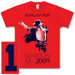 Michael Jackson Clothing Line - Tshirt Audigier