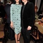 Jessica Pare in Erdem Resort 2014