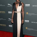 Lupita Nyong'o in Lanvin Resort 2014