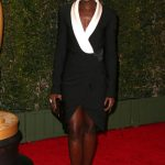 Lupita Nyong'o in Prabal Gurung Resort 2014