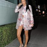 Rihanna in Stella McCartney Resort 2014 modified