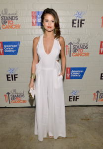 Selena Gomez in BCBG Max Azria Resort