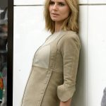 Heidi Klum looks stunning as she is spotted on a photoshoot in Beverly Hills
