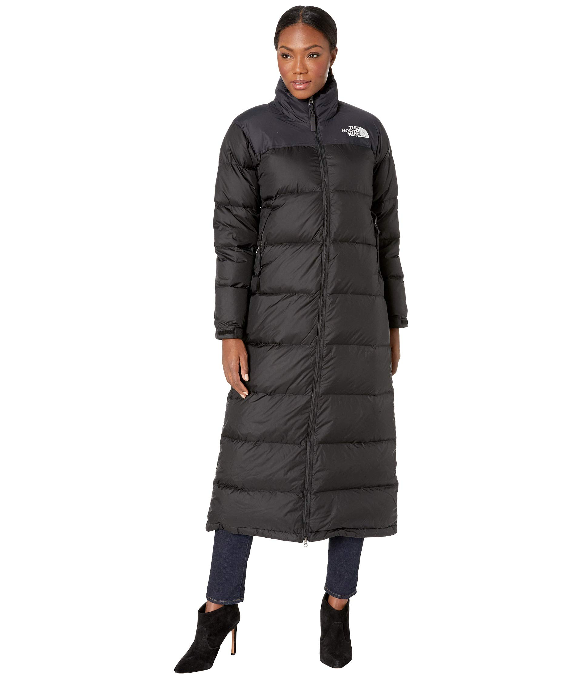 The North Face Nuptse Duster Long Puffer Coat
