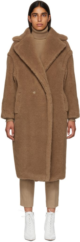 Max Mara brown Teddy Bear Icon Coat. Teddy coat, Teddy bear coat.