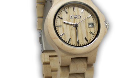 [CLOSED] Jord Wood Watch as Fashion Statement: Giveaway and Review