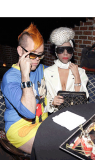 Perez Hilton Does Fashion … Again!