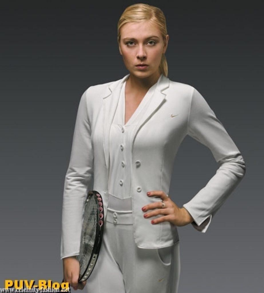 Maria Sharapova Outfit