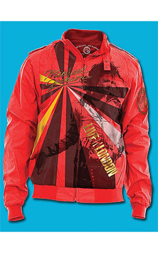 Michael Jackson Clothing Line - Audigier
