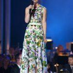 Claire Danes in Valentino Resort 2014