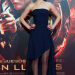 Jennifer Lawrence in Christian Dior Resort