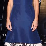 Sandra Bullock in Carolina Herrera Resort 2014