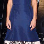 Sandra Bullock in Carolina Herrera Resort 2014