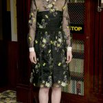 Michelle Dockery in Erdem Resort 2014