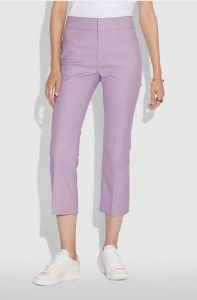 Selena Trousers from the Coach X Selena Gomez Fashion Collection