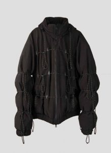 Post Archive Faction (PAF) String Down Jacket, puffer jacket