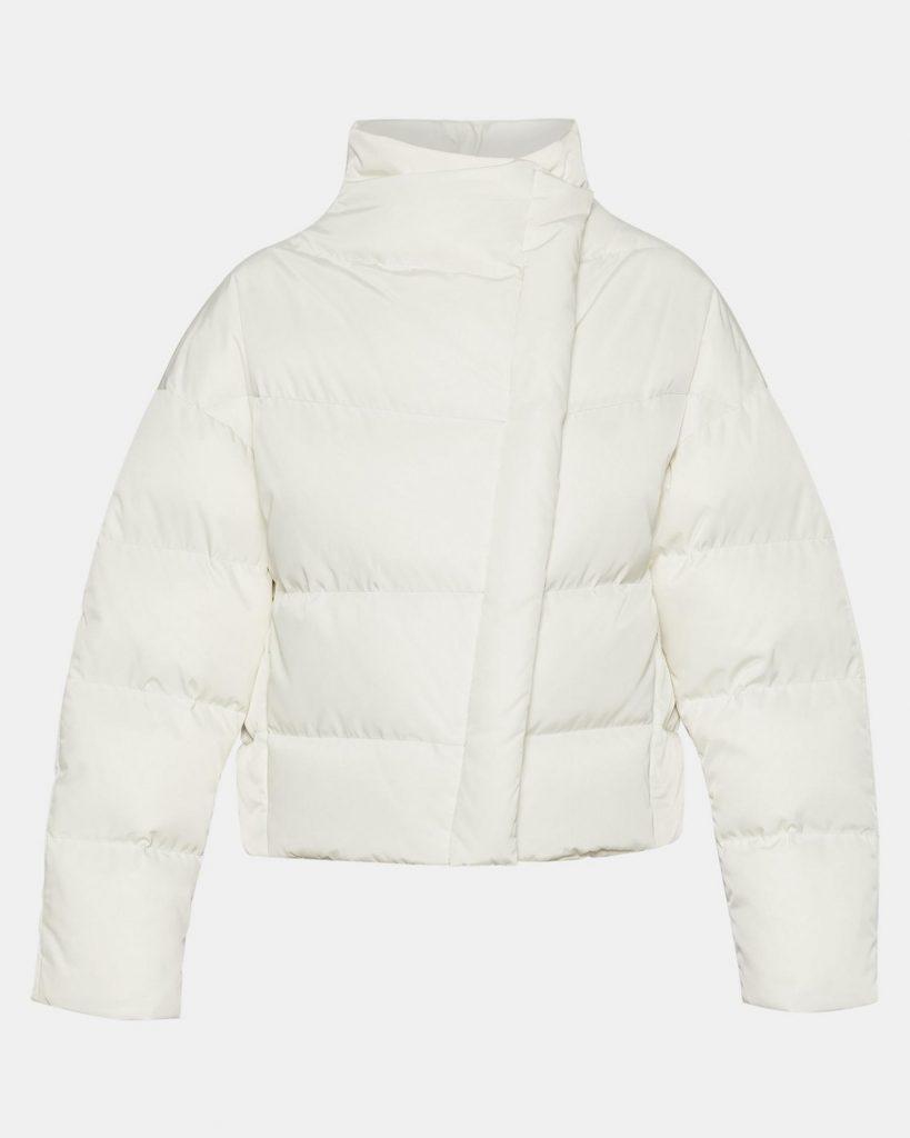 Technical Off-Set Puffer Jacket