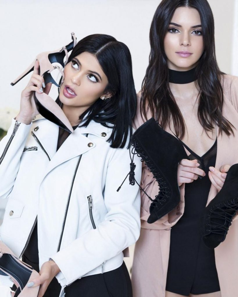 Kendall + Kylie clothing brand, Kendall Jenner, Kylie Jenner, celebrity clothing lines