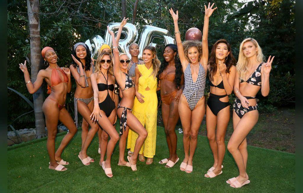 Audrina Patridge, The Hills: New Beginnings, Prey Swim Resort Wear Swimsuit Line, Summer in December Fashion Show, Celebrity Clothing Brand