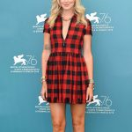 Celebrity Fashion, Fall Plaid and Check Pattern Trend, Chiara Ferragni