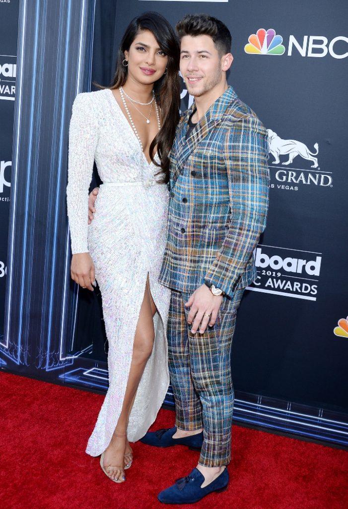 Celebrity Fashion, Nick Jonas, Madras pattern suit