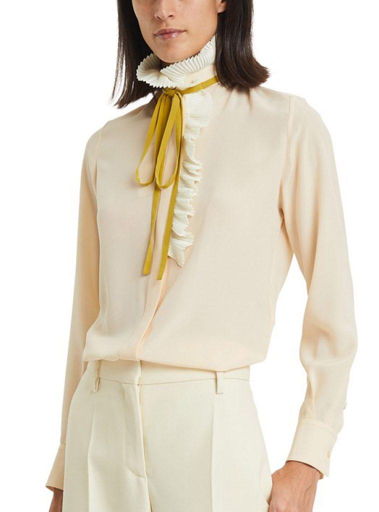 Florence Pugh, Chloe Shirt,  celebrity style, starstyle, celebrity outfits, celebrity looks for less