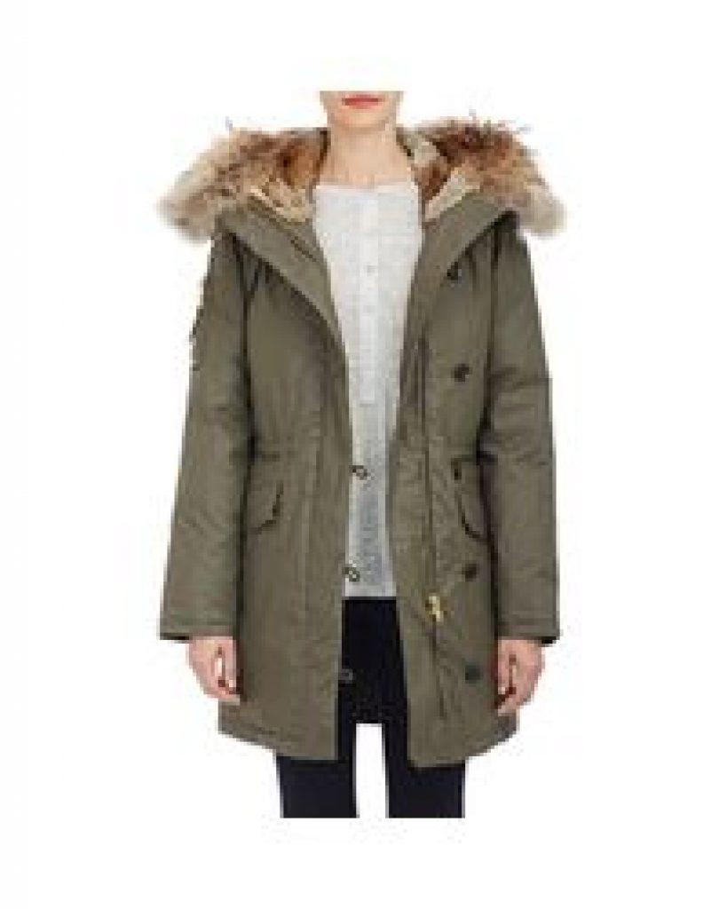 lauren ralph lauren faux fur trim puffer coat, style inspiration, puffer coats, puffer jackets, down jackets, down coats, winter coats, winter outfits, winter style, celebrity fashion