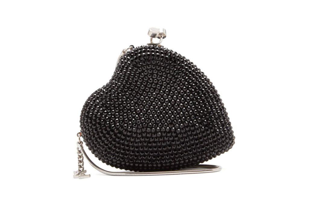 Gabrielle Union outfits, get the look, celebrity fashion, fashion, Saint Laurent Black Small Crystal Love Box Bag, outfit id, celebrity fashion
