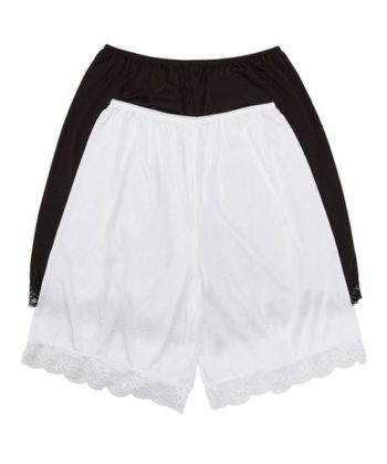 best no show underwear, culotte slips