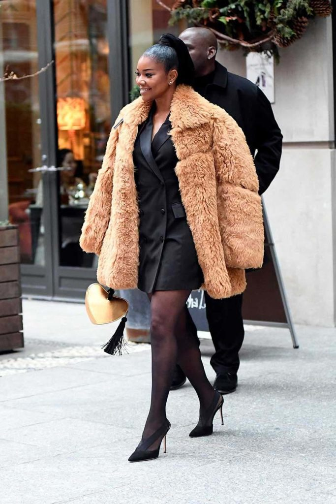 Gabrielle Union, outfit of the day, ootd, Gabrielle Union outfits, outfit id, get the look, the look for less, celebrity fashion