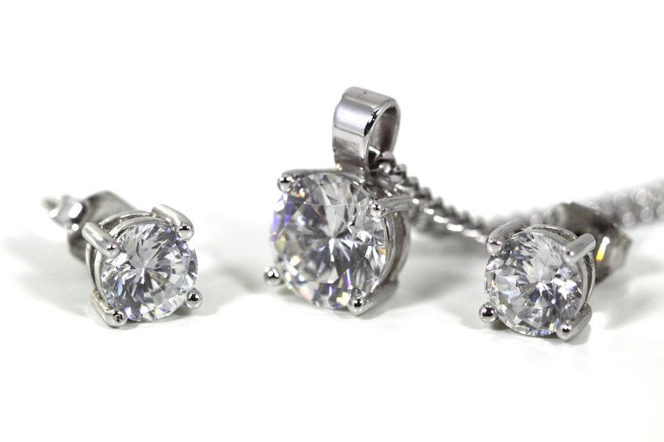 Swarovski Stud Earrings, cz stone earrings with price, cubic zirconia stud earrings