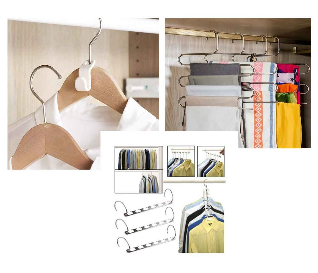 hangers for small closets, small closet storage ideas