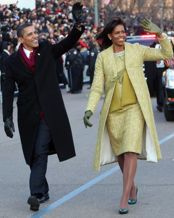 First Lady Fashion, Michelle Obama, Inauguration 2009
