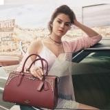 Selena Gomez – Coach Fashion Collection