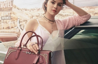 COACH Selena Gomez Fashion Collection